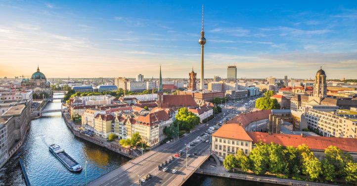 到2030年 柏林内城区只允许电动车上路