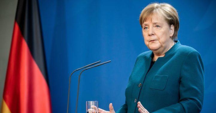 默克尔:危机未过 德国不能放松抗疫措施