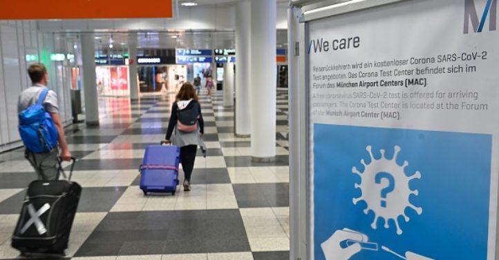 德检测度假回国者 900人染疫却未获通知