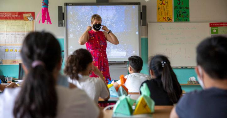 柏林开学一周 已有9所学校查出感染者