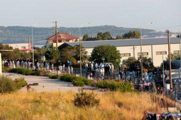 希腊海岛纵火案 重燃欧洲难民话题