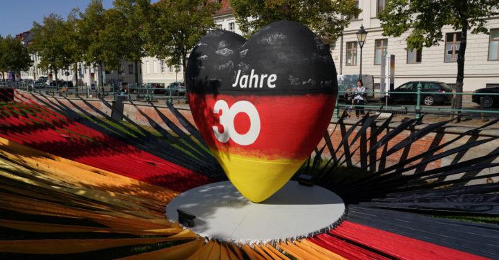 调查:德国统一30年的十个事实