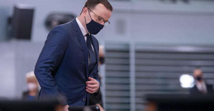德国内阁例会刚结束 卫生部长确诊