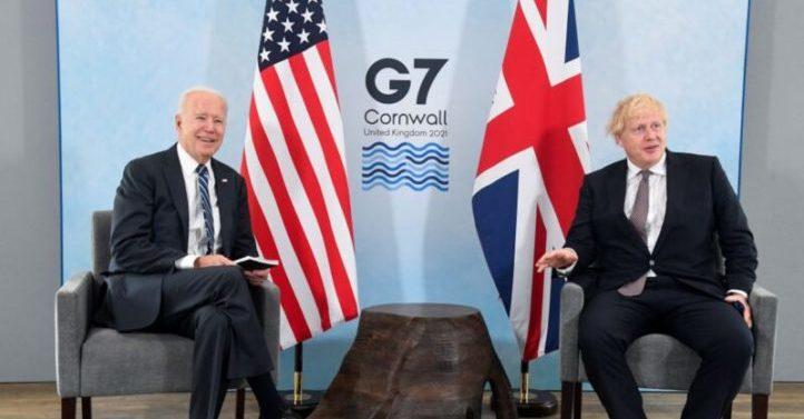 欧盟、G7领导人支持美国 彻查中共病毒源头