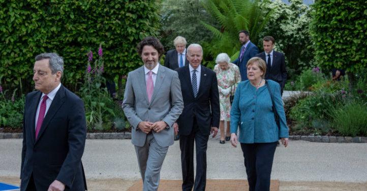七国集团峰会达成六大共识 一次看懂