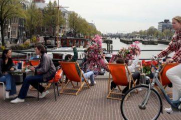 Delta变种肆虐 荷兰为欧盟内染疫最严重国家之一