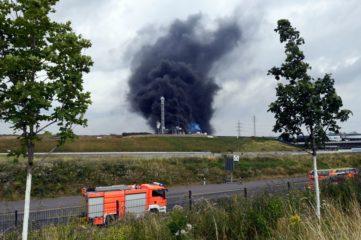 德国化工区爆炸1死多伤 当局发极度危险警告